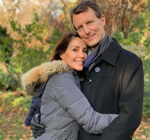 Prince Joachim and Princess Marie celebrate special anniversary, just months after his health scare
