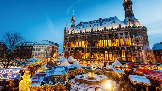 Three of the best European Christmas markets