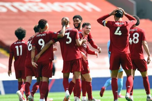 Liverpool predicted starting lineup vs Arsenal as Reds continue record pursuit