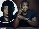 Homeland's David Harewood reveals he was sat on by SIX police officers while battling psychosis