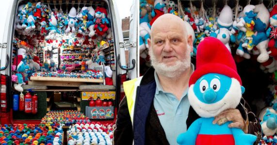 Paedophile who called himself 'Papa Smurf' jailed for raping girl under 16