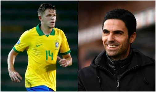 Arsenal offered transfer green-light as club president agrees to sell Brazilian star