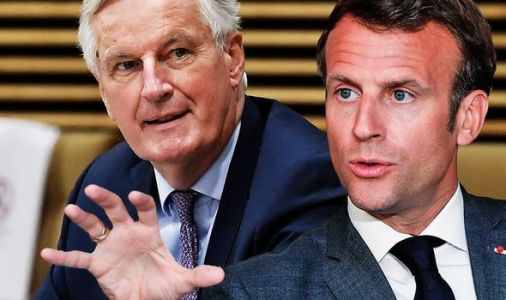 Macron orders EU to divide Tory MPs and force Boris Johnson to scrap Brexit plan