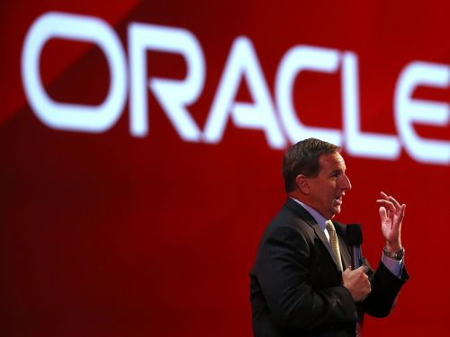 Oracle employees and tech workers mourn CEO Mark Hurd, who died at the age of 62