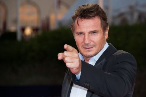 Superscoreboard caller bamboozles pundits with Liam Neeson point