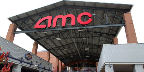 AMC spikes 160% as day traders ignite shorted stocks like GameStop, BlackBerry, and Bed Bath & Beyond