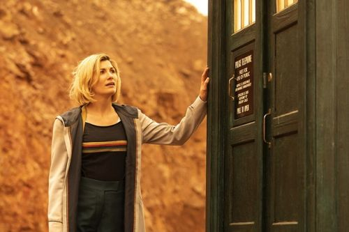 Doctor Who's Jodie Whittaker delivers special social distancing message from lockdown