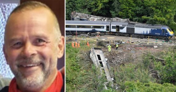 Passenger killed in Stonehaven train derailment tragedy named as 'adored' granddad