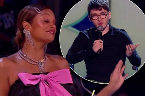 Alesha Dixon fuming after BGT comic Jack Carroll accuses her of 'too much Botox'