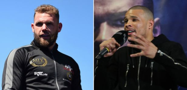 Chris Eubank Jr blasts 'bottle job' Billy Joe Saunders and brands him a drugs cheat