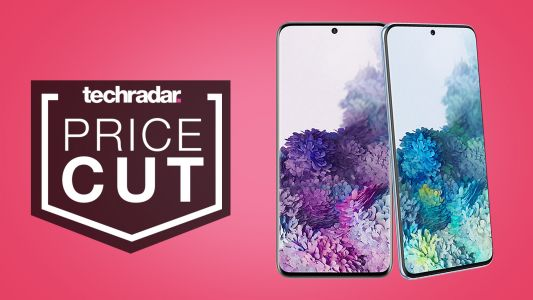 This is one of the best value Samsung S20 deals we've seen and it is filled with data