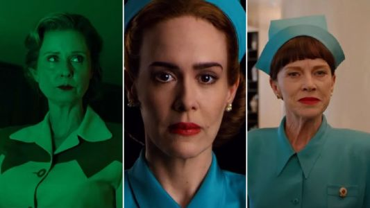 Ratched's Sarah Paulson and Cynthia Nixon talk season 2 and beyond of Ryan Murphy's tale: 'I was supposed to die!'