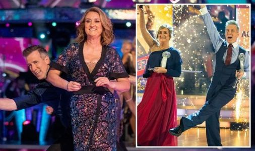 Jacqui Smith and Anton Du Bekedealt crushing blow hours before live Strictly show