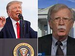 'Learn history' Bolton tells Trump after being mocked for saying North Korea should give up nukes