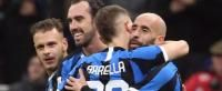 Borja Valero: 'Inter physically best'