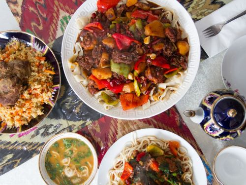 London's Outstanding Uyghur Restaurant Etles Will Open Site Number Two