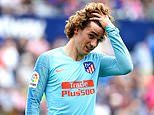 Barcelona 'could complete Antoine Griezmann signing early next week'