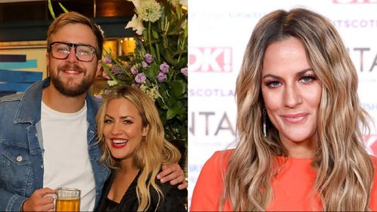 Love Island star Iain Stirling shared Strictly Come Dancing tribute to Caroline Flack as presenter dies aged 40