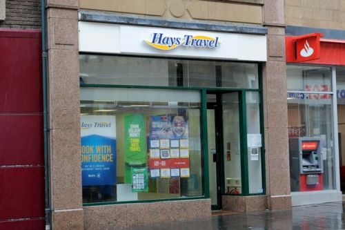 Another blow for Renfrewshire workers as Hays Travel announces mass redundancies