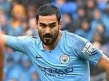 Ilkay Gundogan believes matches against Liverpool and Chelsea could decide league winners