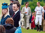 Princess Charlotte's teacher marries her godfather with just their parents and sibling present