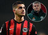 'It gives me more motivation to work': Andre Silva comments on links to Manchester United