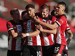 Southampton 1-0 Manchester City - Che Adams' first ever Saints goal hands City their ninth defeat