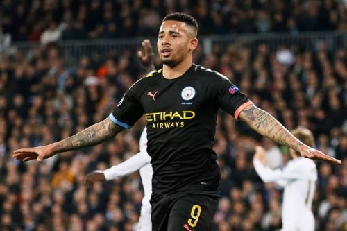 Gabriel Jesus hopes Carabao Cup win can inspire successful end to Man City's season