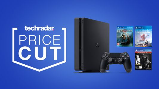 This fantastic PS4 Slim deal comes with three top games for an amazing price