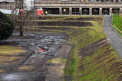 Over £150k spent to fix mud problems at Edinburgh's Princes Street Gardens