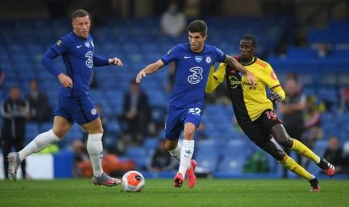 Chelsea manager Frank Lampard notes key advantage Christian Pulisic has over Eden Hazard
