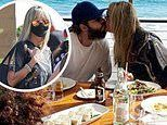 Heidi Klum eats at a restaurant for the first time in six months with husband Tom Kaulitz