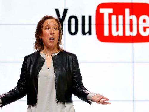 The career rise of Susan Wojcicki, who rented her garage to Google's founders in 1998 and is now the CEO of YouTube