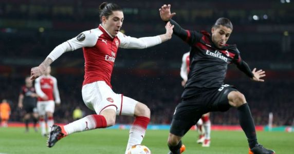 Arsenal target bargain Swiss full-back as back-up option to Tierney