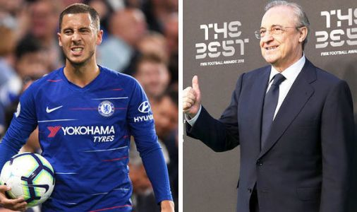 Eden Hazard to Real Madrid: Chelsea star says he needs transfer to win Ballon d'Or. but rules out January move