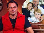 IAC's Miguel Maestre breaks down in tears over his children