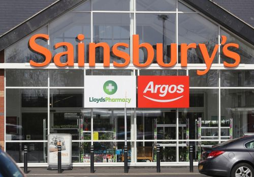 Sainsbury's to cut hundreds of jobs after Argos takeover