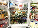 Mum's amazing fridge organisation wows thousands - and reveals the meal prep plan she swears by