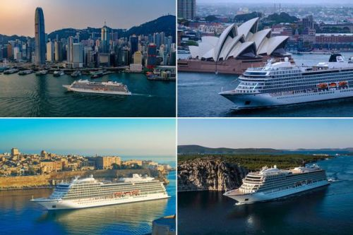 Epic cruise around the world to sail 245 days but you need £82,999 to be on board