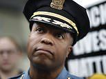 Minneapolis police chief says Floyd's death was a 'violation of humanity'