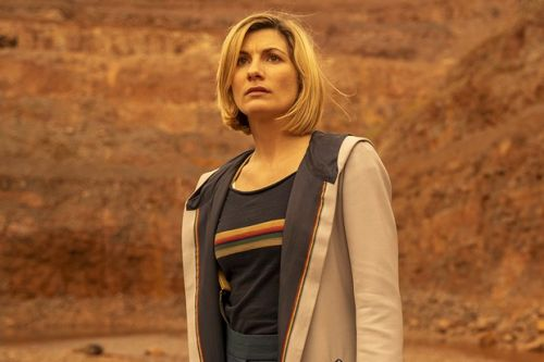 "Doctor Who's Jodie Whittaker thought she was ""doing it wrong"" when she took over from Peter Capaldi"