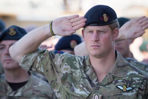 Prince Harry 'misses role' as ceremonial head of Marines despite quitting royals