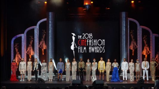 Now Announcing. The Winners of the 2018 CinéFashion Film Awards!