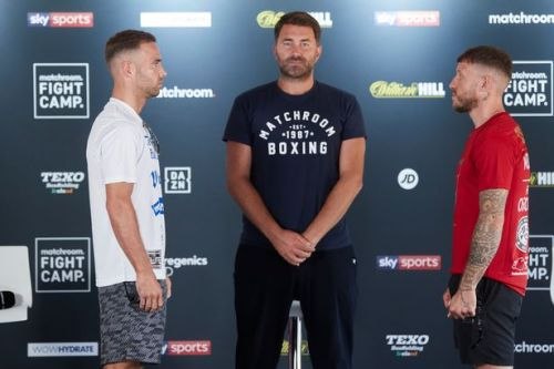 Boxing on TV tonight, fight times, fight card, live stream and TV channels