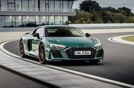 Audi R8 Green Hell is limited-run special of 611bhp supercar