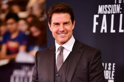 Tom Cruise 'builds Covid-secure film studio at former top secret military base'