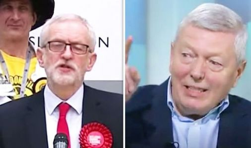 Labour's Momentum torn apart as Alan Johnson blames 'cult' over loss - 'I want them GONE'