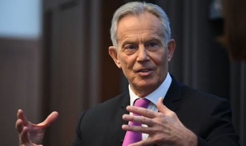 'We're in a pandemic!' Even Blair defends Boris from Labour attacks over James Dyson texts