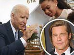 Brad Pitt calls Joe Biden 'a president for all Americans' in World Series campaign ad