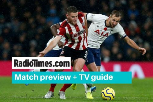 What channel is Sheffield United v Tottenham on? Kick off time, live stream and latest team news